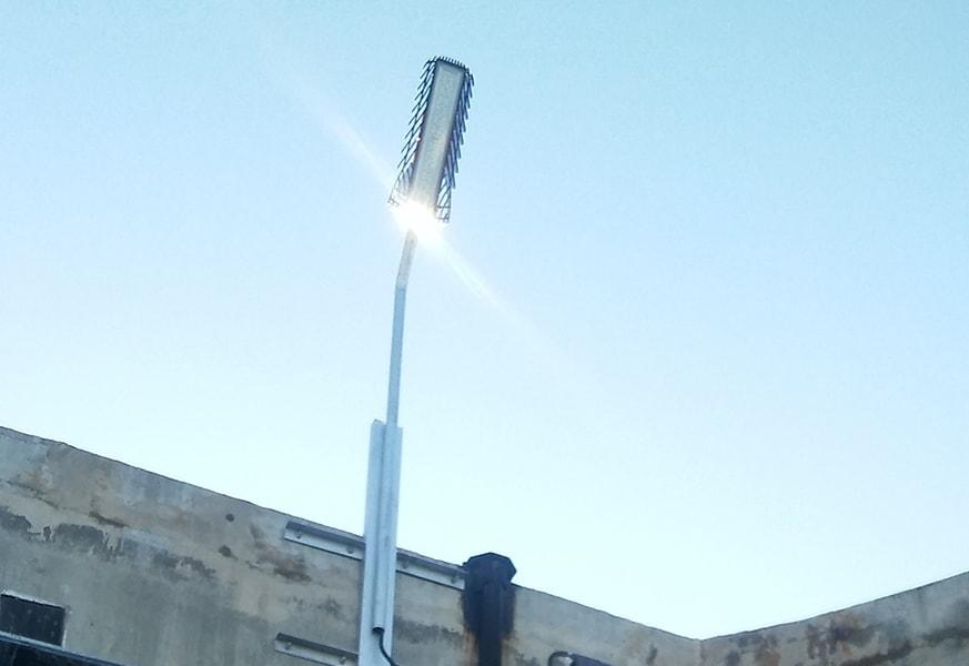 Модернизация системы освещения