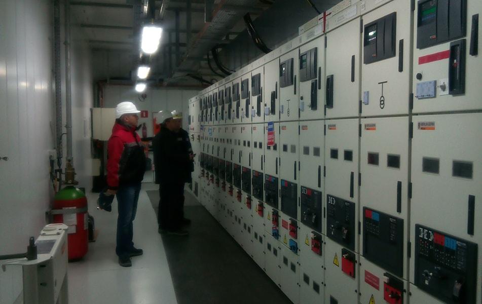 Замена дизель-электрической станции, мощностью 1 МВт