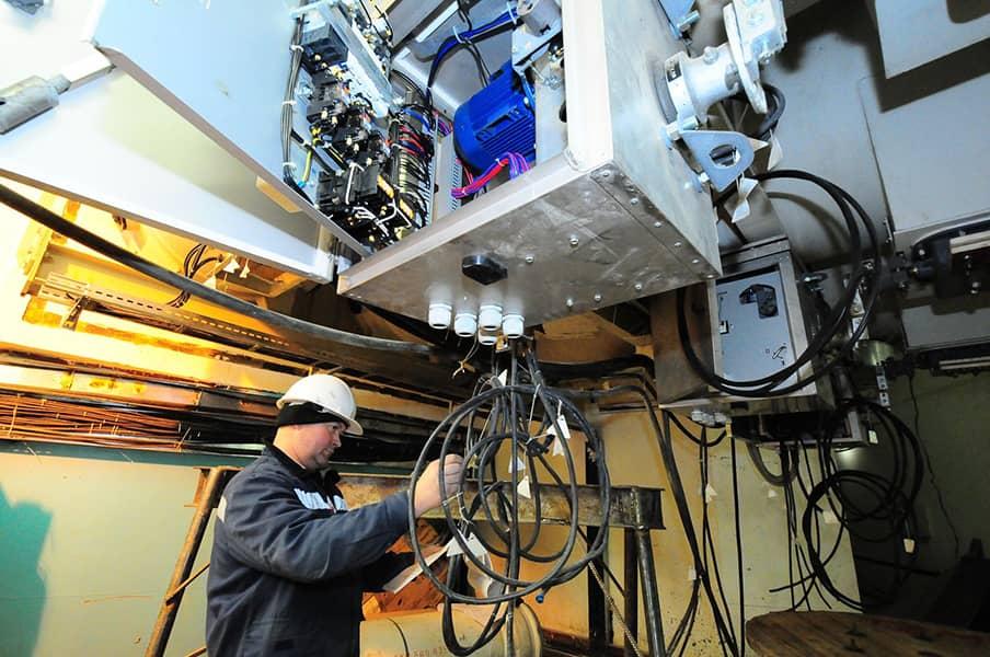Текущий ремонт маслостанций регуляторов давления