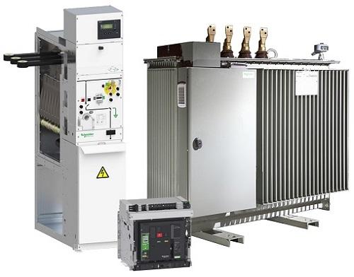 Распределение энергии и автоматизация электроснабжения
